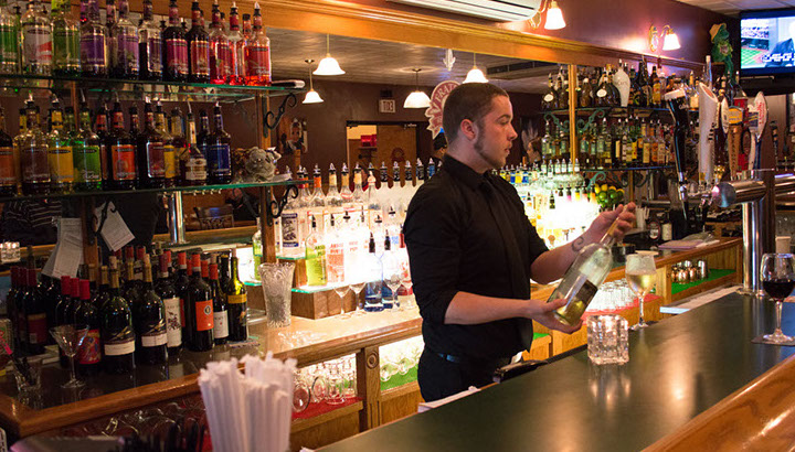 Have a memorable experience complements of our expert bar keeping ...